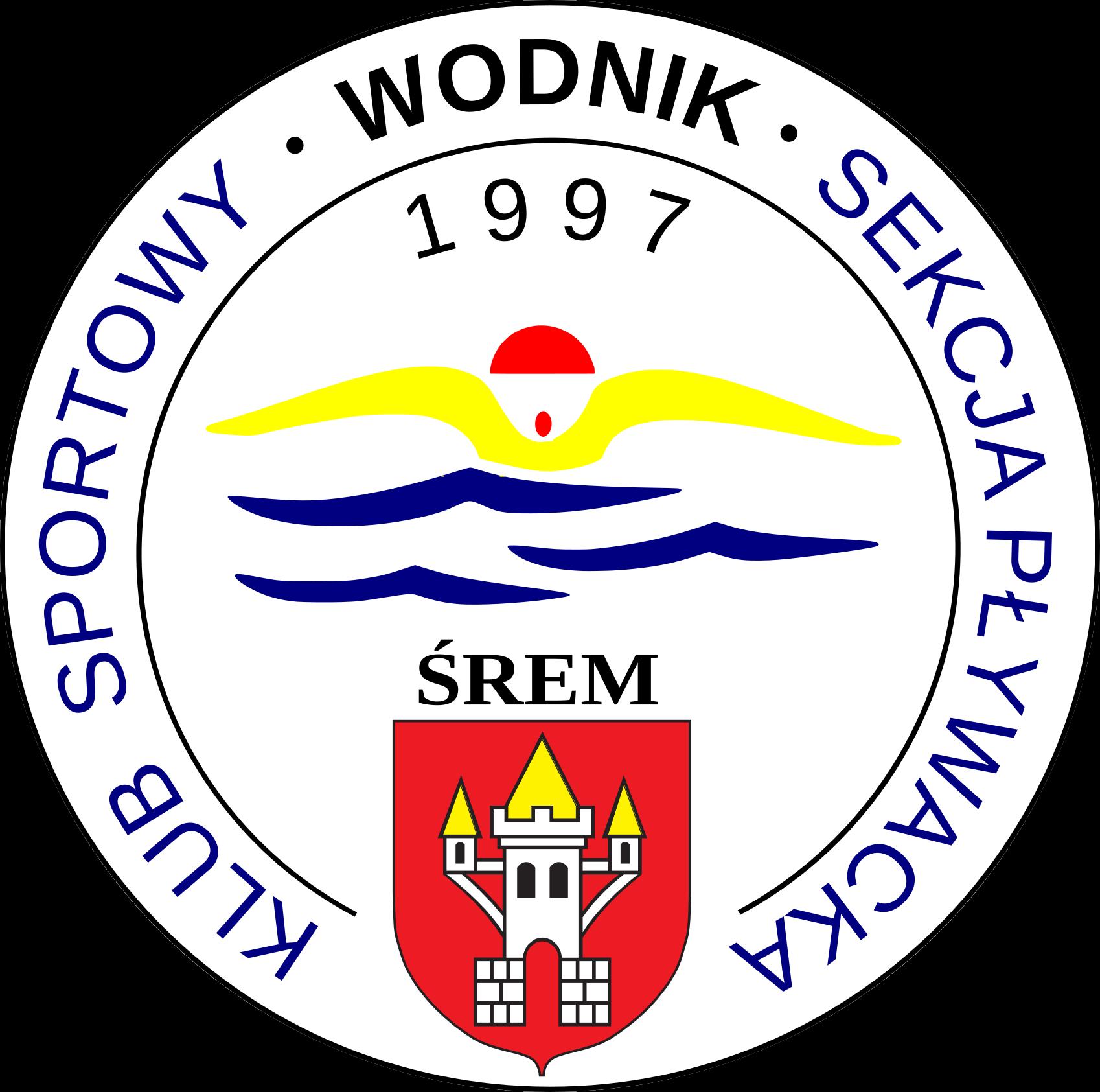 Wodnik Śrem logo